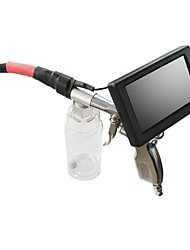 economico -Pistola di pulizia visiva di hd da 4.3 pollici con aria condizionata automatica