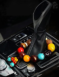 cheap -DIY Automotive Auto Accessories Accessories Bodhi Child Lucky Beads Car Pendant & Ornaments Wood