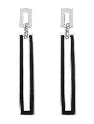 cheap -Drop Earrings Earrings Set Women's Geometric Fashion  Elegant Rhinestone 2Colors for Daily Business Party Movie Jewelry