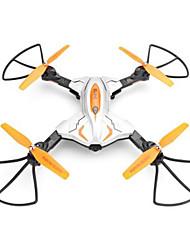 Drone TK111W 4 Canaux 6 Axes Avec l'appareil photo 0.3MP HD Eclairage LED Retour Automatique Câble USB Hélices Protections D'Hélices