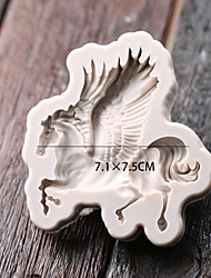 cheap -Pine Tree Shape Soap Mold Candle Mold DIY Silicone Fondant Mold Resin DIY Food Grade Silicone Mold