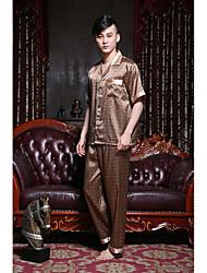 Men's Silk Rayon Ice Silk Pajama