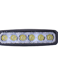 cheap -Universal E4 Approved 18W LED DRL(Including Brackets)