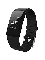 YY A89  Men's Woman Smart Bracelet/SmartWatch/Sports Pedometer Sleep Monitor Call Reminder Bluetooth Wrist Strap Smart Wear Bracelet for IOS Android