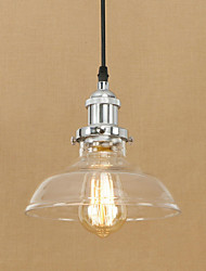 cheap -Pendant Lights Traditional/Classic / Vintage / Retro Dining Room / Study Room/Office / Hallway Metal