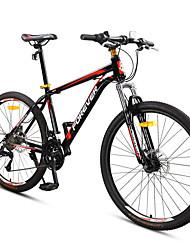 Geländerad Radsport 24 Geschwindigkeit 24 Zoll SUNRUN KDSG-04-3 / KDSG-04-8 Doppelte Scheibenbremsen Ohne DämpfungStahlrahmen Ohne