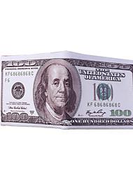 economico -Unisex Sacchetti PU (Poliuretano) Porta assegni A fantasia / stampa per Ufficio / Business Serata/evento Shopping Quotidiano Casual