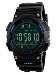 SKMEI Муж. Спортивные часы Армейские часы Смарт-часы Модные часы Наручные часы Уникальный творческий часы электронные часы Японский
