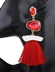 cheap -Women's Drop Earrings Earrings Set Fashion Bohemian Punk Personalized Acrylic Resin Alloy Jewelry ForGift Evening Party Stage Date Street