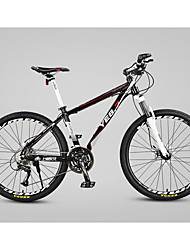 Bicicleta De Montanha Ciclismo 27 velocidade 26 polegadas/700CC SHIMANO M370 Freio a Disco Suspensão Garfo Quadro de Liga de Alumínioliga