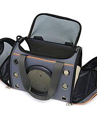 Chat Chien Sac de transport Pochette à Chaînes Dog Paquet Animaux de Compagnie TransporteurAjustable/Réglable Portable Diatonique double