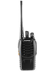 baratos -BAOFENG 888S Rádio de Comunicação Portátil Analógico 3 - 5 km 3 - 5 km 16CH 1500mAh <5W Walkie Talkie Dois canais de rádio