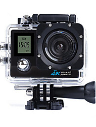 cheap -Sport Camera F30 Wi-Fi Full HD 1080 P 45 m Waterproof Diving Action Camera with Cam Accessories for Go Pro / SJ4000