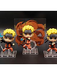 Anime Action-Figuren Inspiriert von Naruto Naruto Uzumaki PVC CM Modell Spielzeug Puppe Spielzeug