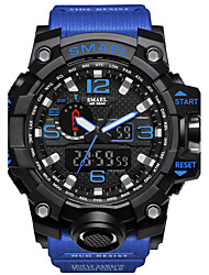 cheap -SMAEL Men's Children's Digital Watch Military Watch Fashion Watch Sport Watch Japanese Digital Calendar / date / day Chronograph Water