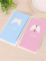 cheap -Tri-Fold Wedding Invitations 10 - Thank You Cards Response Cards Mother's Day Cards Baby Shower Cards Invitations Sets Fairytale Theme