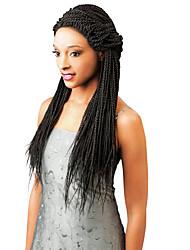 cheap -Braiding Hair Classic Twist Braids / Hair Accessory / Human Hair Extensions 100% kanekalon hair / Kanekalon 20 roots / pack Hair Braids Ombre Daily