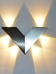 LED / Novelty Wall Lamps U0026 Sconces Metal Wall Light 85 265V 1W