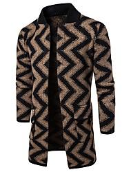 Men's Daily Work Street chic Fall Winter Coat