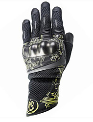 cheap -Motorcycle Gloves Four Seasons Riding A Motorcycle Knight Fell Off The Wild Racing Gloves All Gloves Men And Women