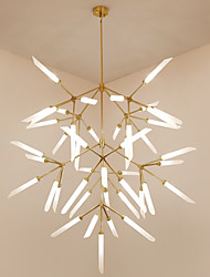 cheap -Artistic Chic & Modern Chandelier For Living Room Study Room/Office AC110-240V Bulb Not Included