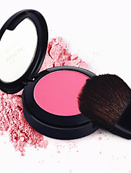 cheap -6 Powder Concealer/Contour Blush Pressed Powder Dry Matte Powder Whitening Skin Lifting Long Lasting Concealer Natural Beauty Men Women