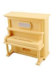 abordables -Boîte à musique Jouets Piano ABS Pièces Unisexe Cadeau