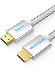 VENTION HDMI 2.0 Connect Cable, HDMI 2.0 to HDMI 2.0 Connect Cable Male - Male 4K*2K 15.0m(50Ft)
