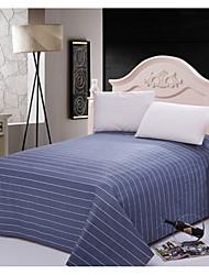 Comfortable Modal Flat Sheet Stripe