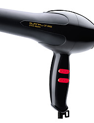 GF-9988 Electric Hair Dryer Styling Tools Low Noise Hair Salon Hot/Cold Wind
