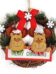 abordables -Guirnaldas Vacaciones Other Navidad Dibujos Navidad Fiesta Decoración navideña