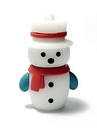 16GB Christmas USB Flash Drive Cartoon Christmas Snowman Christmas Gift USB 2.0