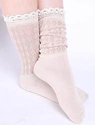 Women's Medium Socks,Wool Acrylic