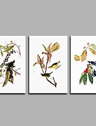 Недорогие -Radicant три панели современного искусства стены искусства для украшения комнаты 20x28inchx3