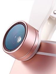 obiettivi della fotocamera smartphone di otimbe 0.36x lente grandangolare 15x lente a macroistruzione obiettivo a pesce occhio per ipad