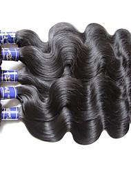 оптовая верхняя перуанская волна тела волос 1kg 10bundles много естественный материал волос человеческих волос virgin сделанный