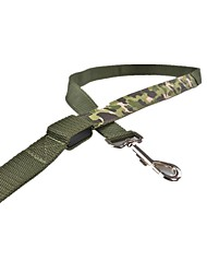 Leash Safety Camouflage Color Terylene