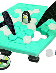 Board Game Save Penguin Toys Desktop Family Interaction Penguin Plastics Pieces Not Specified Gift