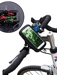 abordables -Sacoche de Guidon de Vélo Poids Léger Sac de Vélo Nylon Sac de Cyclisme Sacoche de Vélo Samsung Galaxy S6 edge / iPhone 8/7/6S/6 / Autres similaires Taille Téléphones Cyclisme / Vélo