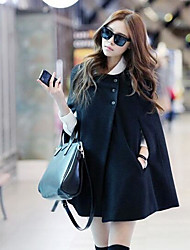 cheap -Women's Daily Casual Winter Fall Coat
