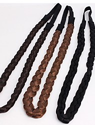 cheap -Headbands Hair Accessories Wigs Accessories Women's pcs cm Daily Classic High Quality