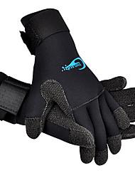 Diving Gloves Full-finger Gloves Unisex Wearproof Shockproof Diving Lycra