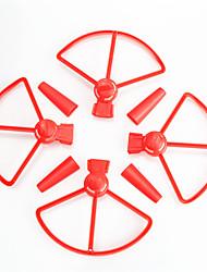 preiswerte -KSX2365 1set Teile & Zubehör Propeller Guards RC Quadrocopter RC Quadrocopter Kunststoff
