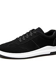 abordables -Homme Chaussures Matières Personnalisées Daim Hiver Automne Confort Basket Lacet pour Mariage Décontracté Bureau et carrière De plein air
