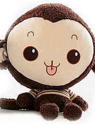cheap -Stuffed Toys Doll Pillow Stuffed Animals Plush Toy Toys Monkey Animal Cute Large Size Not Specified Pieces