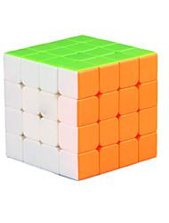 baratos -Rubik's Cube MFG2005 4*4*4 Cubo Macio de Velocidade Cubos Mágicos Cubo Mágico Plásticos Quadrada Dom