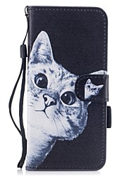 Case For Samsung Galaxy S8 Plus S8 Wallet Card Holder with Stand Flip Pattern Magnetic Full Body Cat Hard PU Leather for S8 S8 Plus