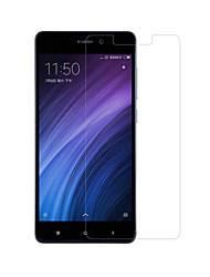 お買い得  -スクリーンプロテクター のために XIAOMI Xiaomi Redmi 4 強化ガラス 1枚 スクリーンプロテクター ハイディフィニション(HD) / 硬度9H / 2.5Dラウンドカットエッジ