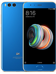 baratos -Xiaomi MI NOTE 3 5.5 polegada Celular 4G (6GB + 64GB 12mp Qualcomm Snapdragon 660 3500mAh mAh)