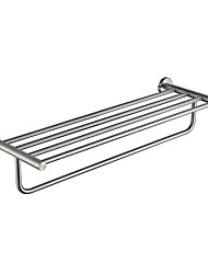 cheap -Bathroom Shelf High Quality Stainless Steel Stainless Steel / Iron 1 pc - Hotel bath Double